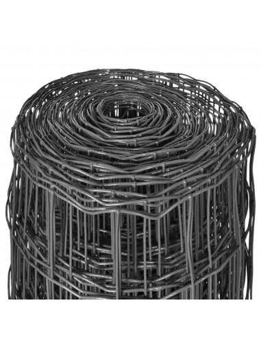 Tinklelis, 100x500 cm, 202 nerūdijantis plienas | Tvoros Segmentai | duodu.lt