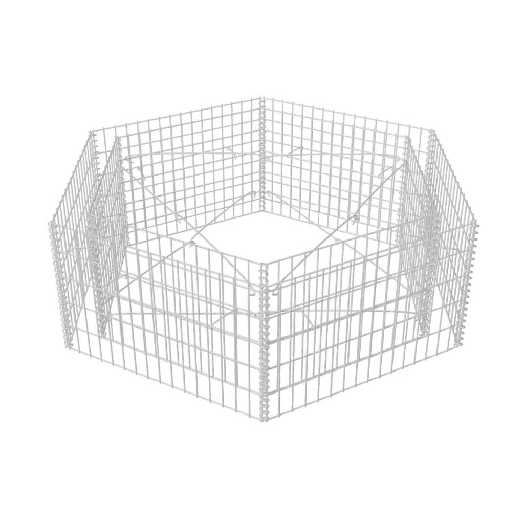 Vielos tinklelio plokštė, nerūd. plienas, 100x85cm, 11x11x2mm  | Tvoros Segmentai | duodu.lt