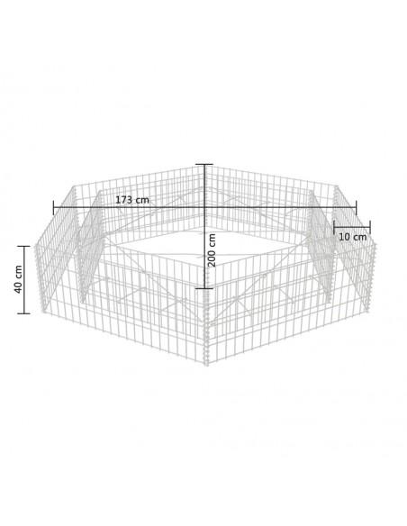 Sodo tvoros vartai 100 x 100 cm, žali   Vartai   duodu.lt