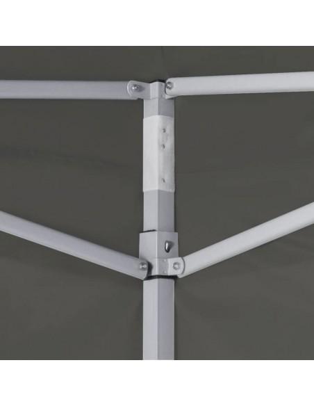 Proginė palapinė, baltos spalvos, 12x6m (49302+41679)   Tentai ir Pavėsinės   duodu.lt