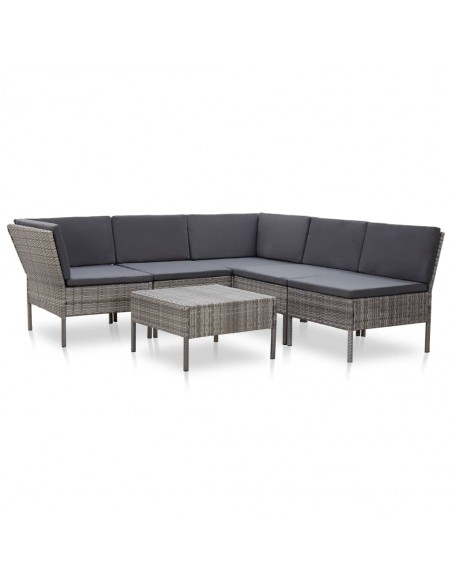 Dvivietė sodo sofa iš palečių, pilkos spalvos, mediena | Lauko Sofos | duodu.lt