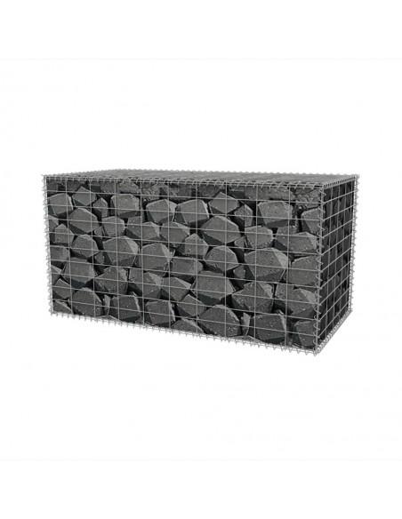 Lauko tvora su iečių viršugal., (1,5-1,75)x6m, plienas, juoda | Tvoros Segmentai | duodu.lt