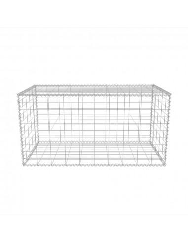 Lauko tvora su iečių viršugal., (1,75-2)x6m, plienas, juoda | Tvoros Segmentai | duodu.lt