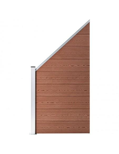 Trivietė sodo sofa iš palečių su kreminėmis pagalvėmis, mediena  | Lauko Sofos | duodu.lt