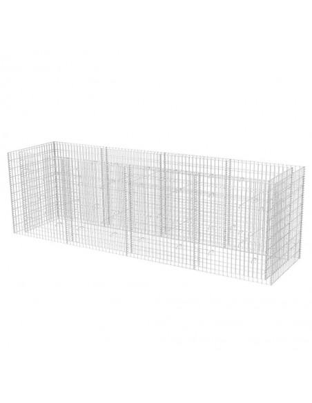 3 lygių kampinės dušo lentynos, 2 vnt., metalinės | Vonios lentynėlės | duodu.lt