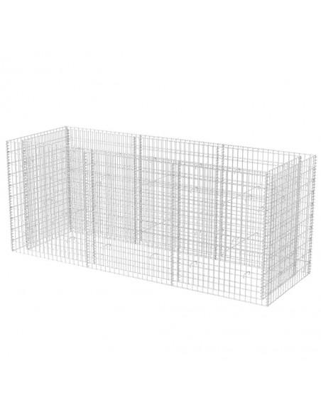 2 lygių dušo lentynos, 2 vnt., metalinės | Vonios lentynėlės | duodu.lt