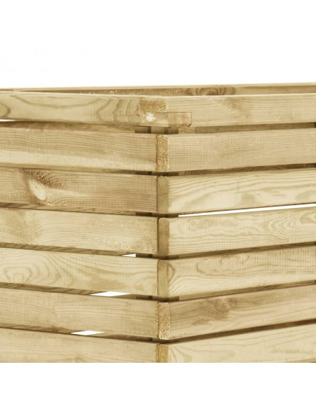 Poilsio komplektas iš palečių su pagalvėmis, 4 dalių, mediena  | Lauko Baldų Komplektai | duodu.lt