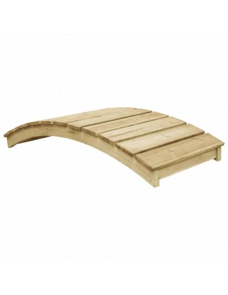 Kampinė sodo sofa iš palečių su juodomis pagalvėmis, mediena  | Lauko Sofos | duodu.lt