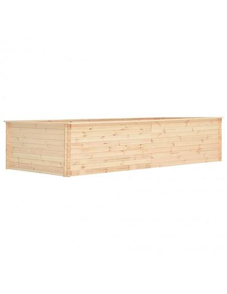 Sodo otomanė iš paletės su antracito spalvos pagalvėle, mediena  | Lauko Pufai | duodu.lt