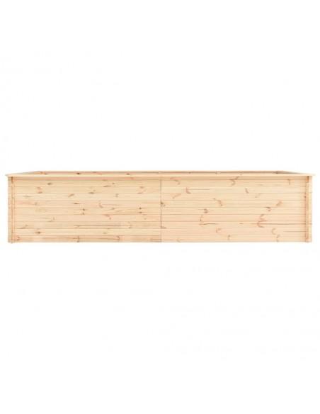 Poilsio komplektas su antracito pagalvėmis, 2 dalių, mediena  | Lauko Baldų Komplektai | duodu.lt