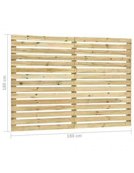 Vidurinė sodo sofa iš palečių su smėlio pagalvėmis, mediena  | Lauko Sofos | duodu.lt