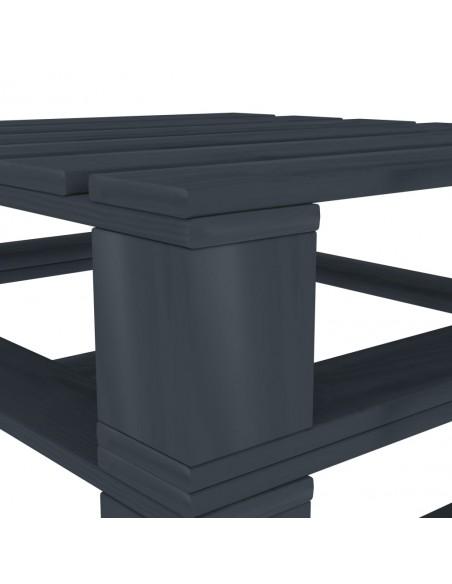 Poilsio komplektas iš palečių su pagalvėmis, 7 dalių, mediena  | Lauko Baldų Komplektai | duodu.lt