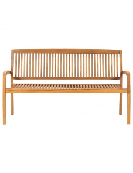 Poilsio komplektas iš palečių su pagalvėmis, 9 dalių, mediena  | Lauko Baldų Komplektai | duodu.lt