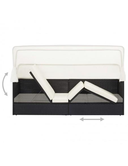 Poilsio komplektas iš palečių su pagalvėmis, 7 dalių, mediena    Lauko Baldų Komplektai   duodu.lt