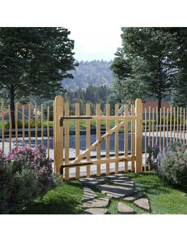 Tvoros vartai, lazdyno mediena, 100x90cm | Vartai | duodu.lt