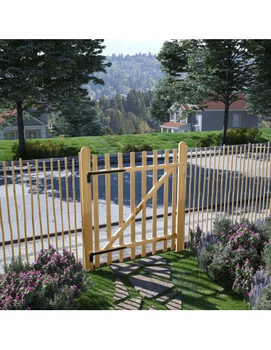 Tvoros vartai, lazdyno mediena, 100x120cm | Vartai | duodu.lt