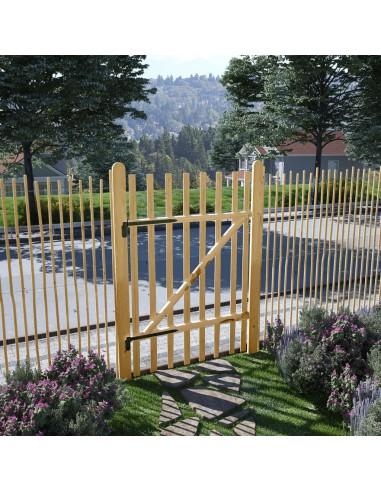 Tvoros vartai, lazdyno mediena, 100x150cm   Vartai   duodu.lt