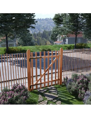 Tvoros vartai, impregnuota lazdyno mediena, 100x120cm | Vartai | duodu.lt