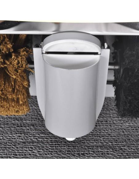 Sodo poilsio baldų komplektas iš palečių, 5 dalių, mediena | Lauko Baldų Komplektai | duodu.lt