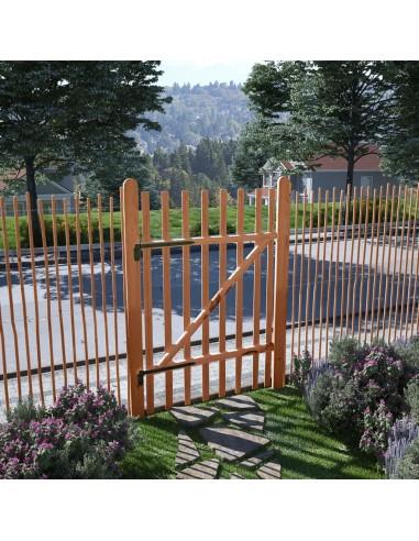 Tvoros vartai, impregnuota lazdyno mediena, 100x150cm | Vartai | duodu.lt