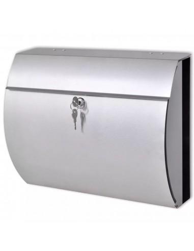 Pašto Dėžutė iš Nerūdijančio Plieno   Pašto dėžutės   duodu.lt