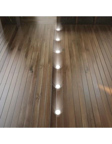 Sodo baldų komplektas iš palečių, 6 dalių, pilkas, mediena | Lauko Baldų Komplektai | duodu.lt
