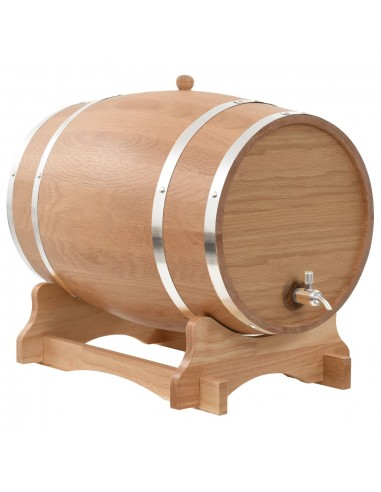 Vyno statinė su kraneliu, ąžuolo masyvas, 35l | Vyno gamyba | duodu.lt