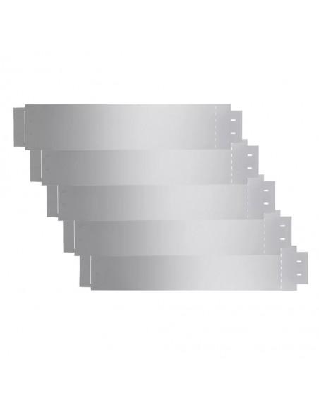 Tinklinės tvoros komplektas su stulpais, 1,95x15 m, cinkuotas | Tvoros Segmentai | duodu.lt
