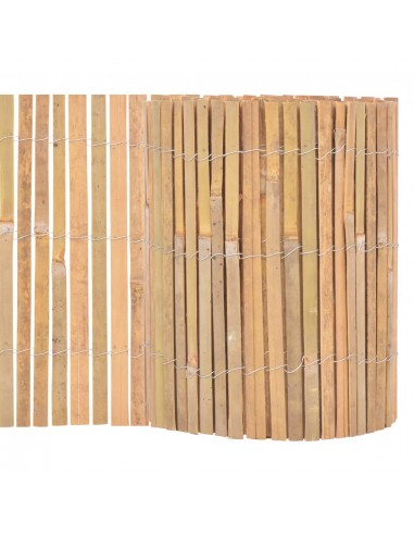 Sodo tvora, bambukas, 1000x30cm | Tvoros Segmentai | duodu.lt