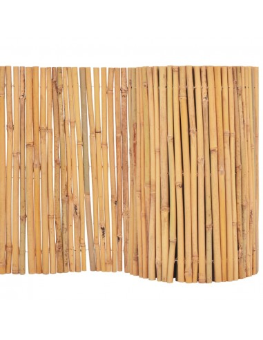 Sodo tvora, bambukas, 500x30cm   Tvoros Segmentai   duodu.lt