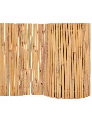 Sodo tvora, bambukas, 500x50cm   Tvoros Segmentai   duodu.lt