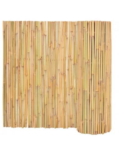 Sodo tvora, bambukas, 300x100cm | Tvoros Segmentai | duodu.lt