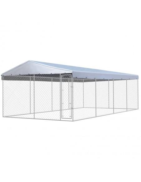 Tinklinė tvora, 15x0,8 m, plienas, pilka | Tvoros Segmentai | duodu.lt