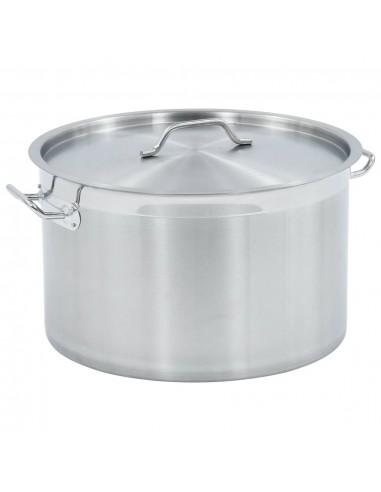 Maisto ruošimo puodas, 45x28cm, nerūdijantis plienas, 44l | Puodai Sultiniui | duodu.lt
