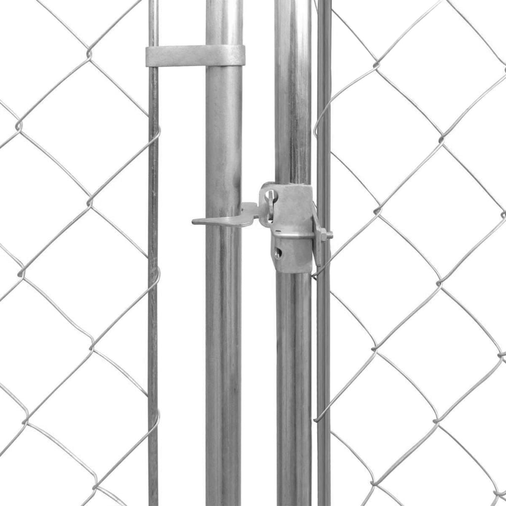 Tinklinė tvora, 25x1,25 m, plienas, pilka | Tvoros Segmentai | duodu.lt