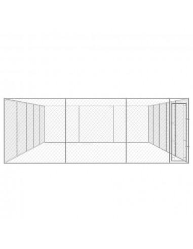 Tinklinė tvora, 25x1,5 m, plienas, pilka | Tvoros Segmentai | duodu.lt
