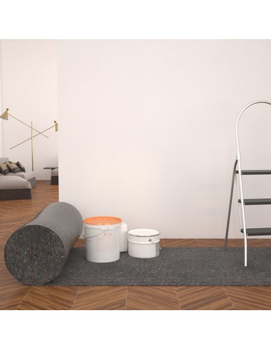 Neslyst. apsaug. kilim., dažymo d., vilna, 50m, 180g/m², pilkas   Apsauginės grindų priemonės baldams   duodu.lt