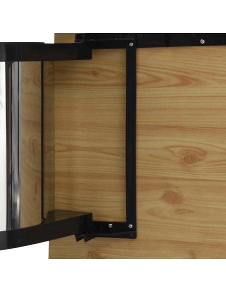 Rankiniu būdu ištraukiama markizė, antracito, 450x300cm | Langų ir durų markizės | duodu.lt