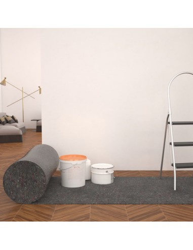 Neslyst. apsaug. kilimėlis, vilna, 2vnt., 50m, 180g/m², pilkas   Apsauginės grindų priemonės baldams   duodu.lt