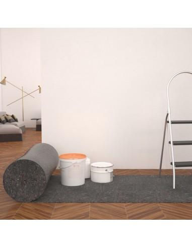 Neslyst. apsaug. kilimėlis, vilna, 2vnt., 50m, 280g/m², pilkas   Apsauginės grindų priemonės baldams   duodu.lt