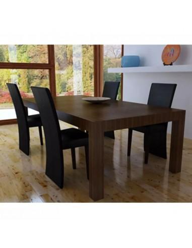 Valgomojo kėdės, 4 vnt., juodos | Virtuvės ir Valgomojo Kėdės | duodu.lt