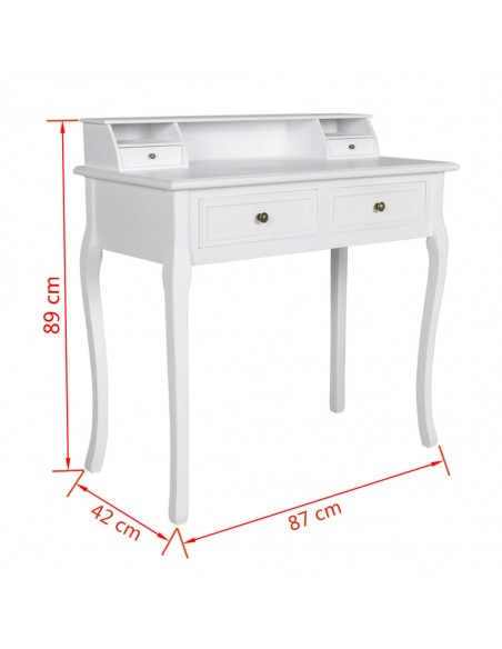 Valgomojo baldų komplektas, 7d., baltas, dirbtinė oda  | Virtuvės ir Valgomojo Baldų Komplektai | duodu.lt