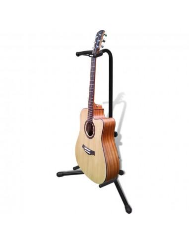Reguliuojamas Stovas Vienai Gitarai, Sulankstomas   Gitaros aksesuarai   duodu.lt