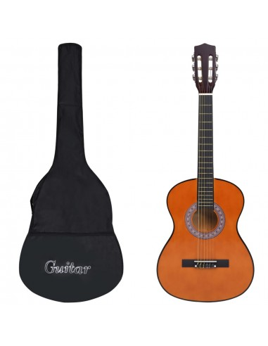 """Klasikinės gitaros rinkinys vaikams, 8 dalių, 3/4 36\\""""     Gitaros   duodu.lt"""