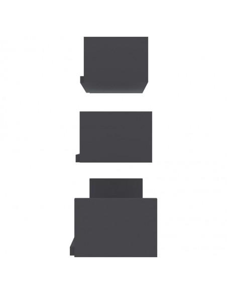 Valgomojo komplektas, 7 dalių, juodos spalvos, plastikas | Virtuvės ir Valgomojo Baldų Komplektai | duodu.lt