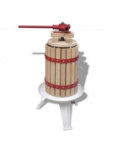 Vaisių ir vyno presas, 6L   Vyno gamyba   duodu.lt