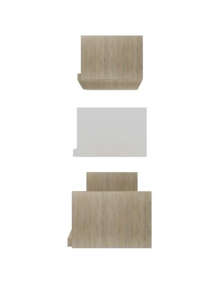 Valgomojo komplektas, 5 dalių, turkio spalvos, plastikas | Virtuvės ir Valgomojo Baldų Komplektai | duodu.lt