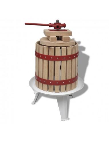 Vaisių ir vyno presas, 12L | Vyno gamyba | duodu.lt