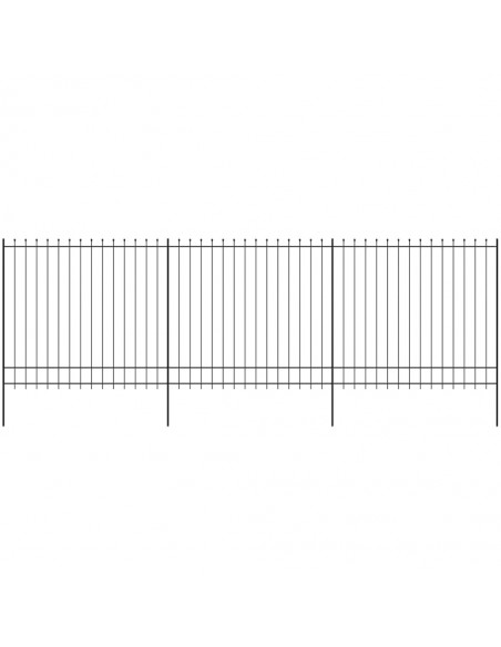 Gabiono siena su dangčiu 600 x 50 x 200 cm | Sodininkystė | duodu.lt