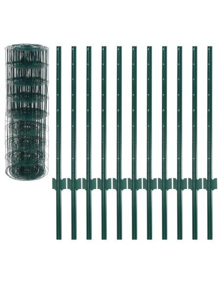 Gabionas, kolona/vazonas, plienas, 50x50x160 cm   Tvoros Stulpai   duodu.lt